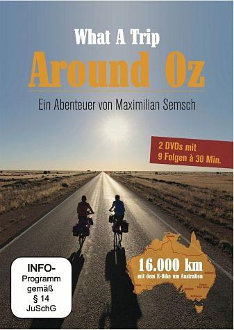 DVD »What a Trip - Around Oz: Ein Abenteuer von...«