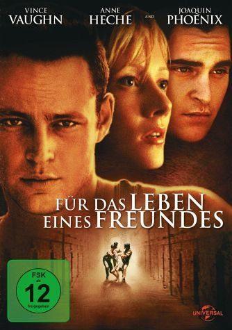 DVD »Für das Leben eines Freundes«