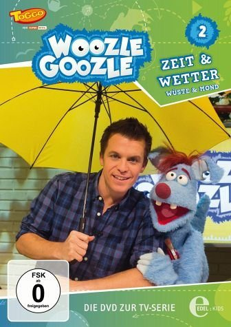 DVD »Woozle Goozle: Folge 2 - Zeit & Wetter«