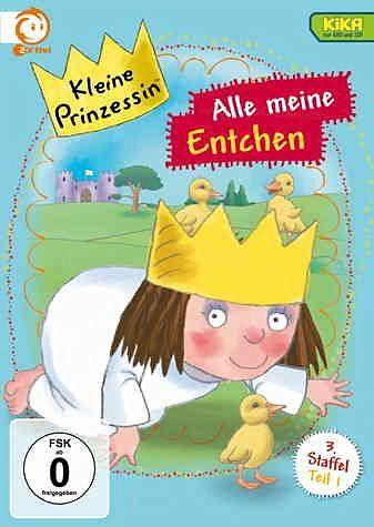DVD »Kleine Prinzessin - Alle meine Entchen«