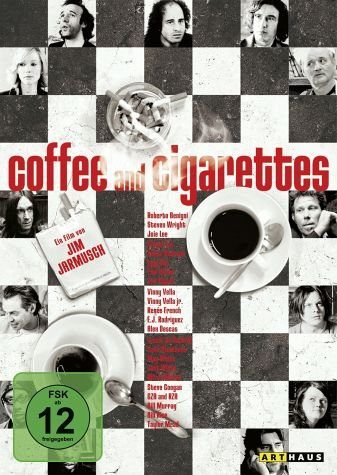 DVD »Coffee and Cigarettes (OmU)«