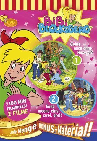 DVD »Bibi Blocksberg - Geht's auch ohne Hexerei? /...«