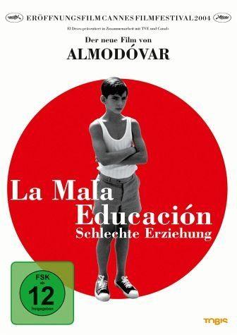 DVD »La mala educación - Schlechte Erziehung«