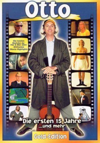 DVD »Otto - Die ersten 15 Jahre und mehr!...«