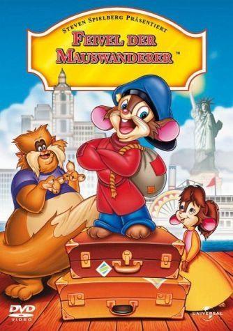 DVD »Feivel, der Mauswanderer«