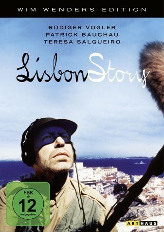 DVD »Lisbon Story«