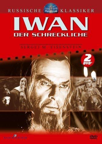 DVD »Iwan, der Schreckliche, Teil I & II (2 DVDs)«