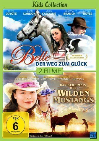 DVD »Kids Collection: Belle, der Weg zum Glück/Das...«