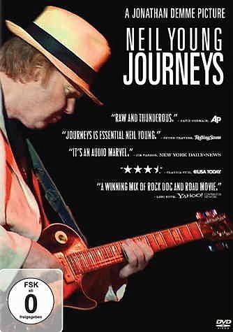 DVD »Neil Young Journeys (OmU)«