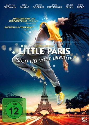 DVD »Little Paris«