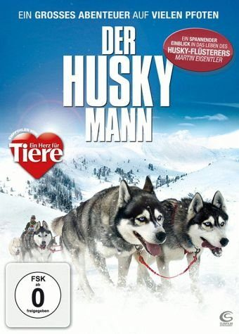 DVD »Der Husky Mann«