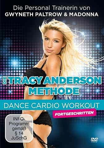 DVD »Die Tracy Anderson Methode - Dance Cardio für...«