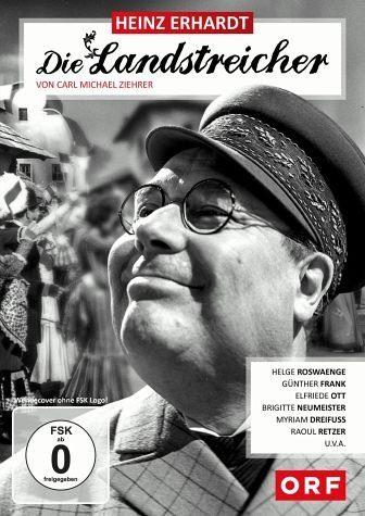 DVD »Die Landstreicher«