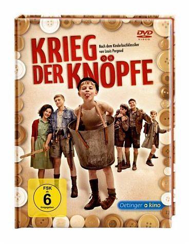 DVD »Krieg der Knöpfe (nur für den Buchhandel)«