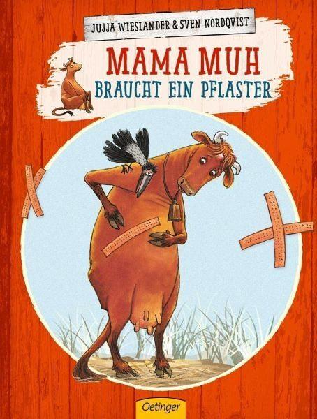 Gebundenes Buch »Mama Muh braucht ein Pflaster / Mama Muh Bd.8«
