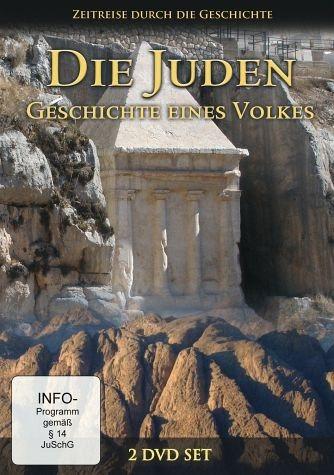 DVD »Die Juden - Geschichte eines Volkes (2 Discs)«
