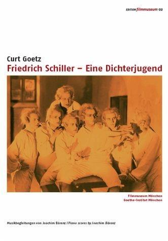 DVD »Friedrich Schiller - Eine Dichterjugend«