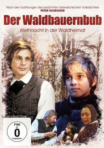 DVD »Der Waldbauernbub - Weihnacht in der Waldheimat«