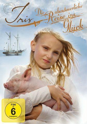 DVD »Iris - Die abenteuerliche Reise ins Glück«