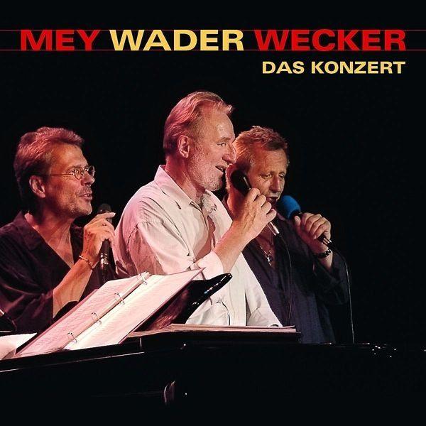Audio CD »Reinhard Mey; Hannes Wader; Konstantin Wecker:...«