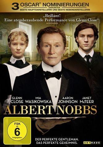 DVD »Albert Nobbs«