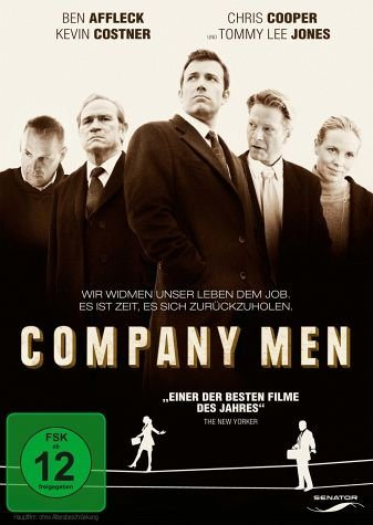 DVD »Company Men«