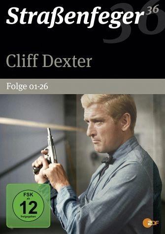 DVD »Cliff Dexter - Folge 1-26 (4 Discs)«