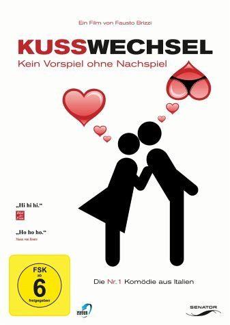 DVD »Kusswechsel - Kein Vorspiel ohne Nachspiel«