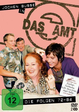 DVD »Das Amt - Die Folgen 72-84 (2 Discs)«