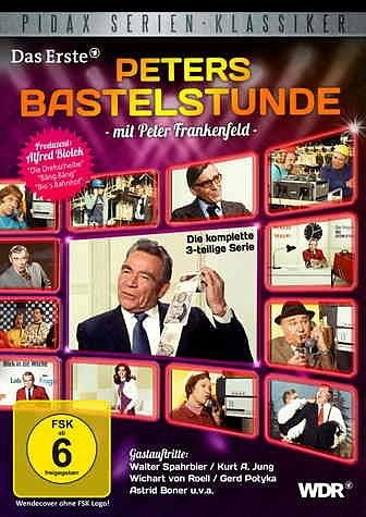 DVD »Peters Bastelstunde«