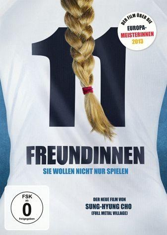 DVD »11 Freundinnen - Sie wollen nicht nur spielen«