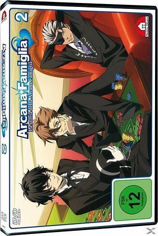 DVD »Arcana Famiglia 2«