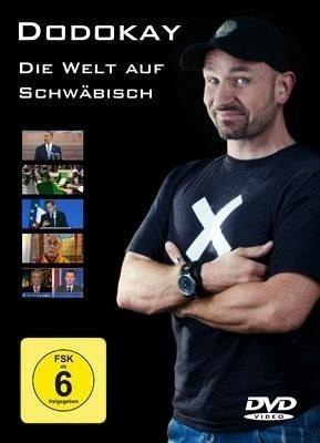 DVD »Die Welt auf Schwäbisch, 1 DVD«