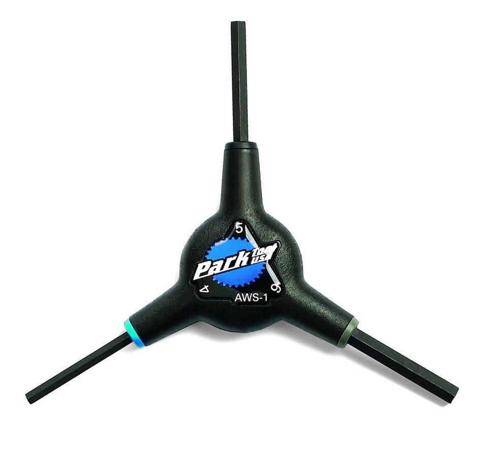Park Tool Werkzeug & Montage »AWS-1 Y-Schlüssel 4/5/6«