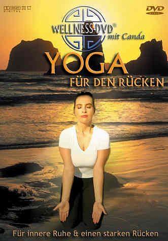 DVD »Yoga für den Rücken«