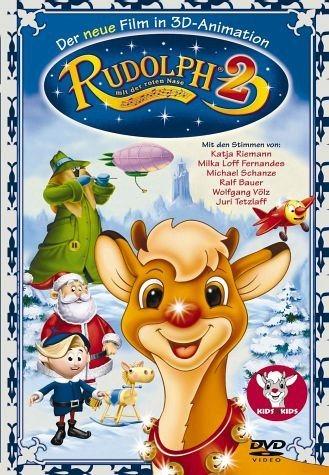 DVD »Rudolph mit der roten Nase 2 - Rudolph und der...«