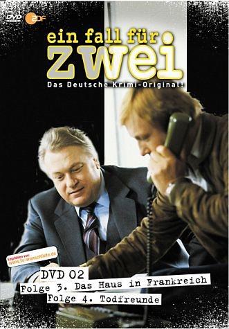 DVD »Ein Fall für zwei - DVD 02 (Folge 3 und 4)«