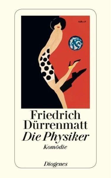 Broschiertes Buch »Die Physiker«