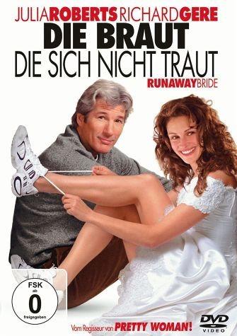 DVD »Die Braut, die sich nicht traut«