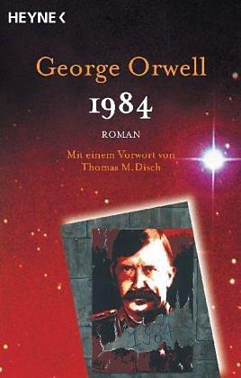 Broschiertes Buch »1984«