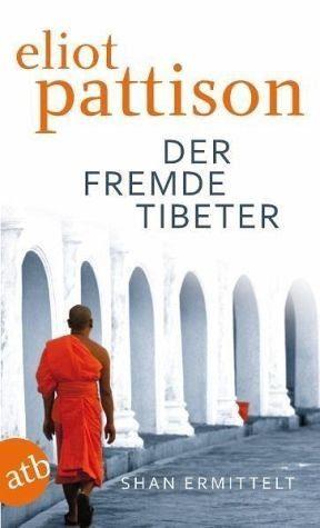 Broschiertes Buch »Der fremde Tibeter / Shan ermittelt Bd.1«