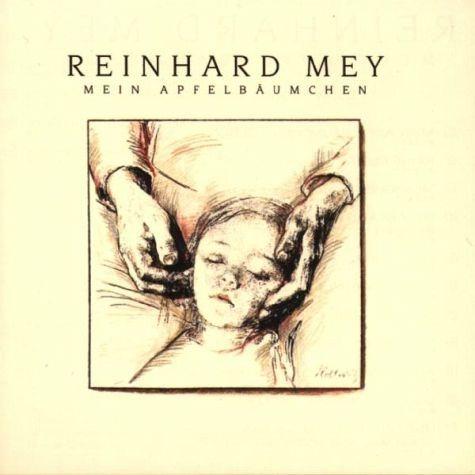 Audio CD »Reinhard Mey: Mein Apfelbäumchen«