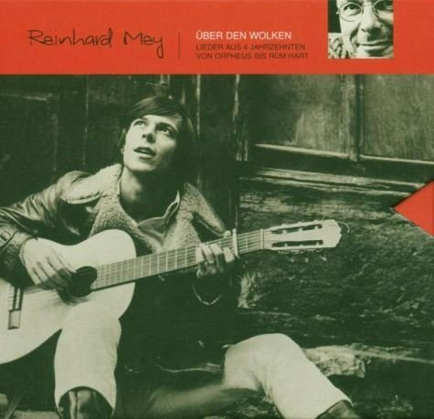 Audio CD »Reinhard Mey: Über Den Wolken-Lieder Aus 4...«