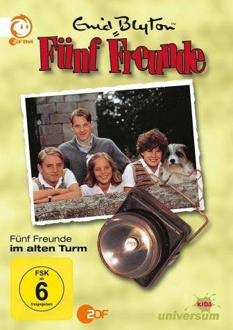 DVD »Enid Blyton - Fünf Freunde im alten Turm«
