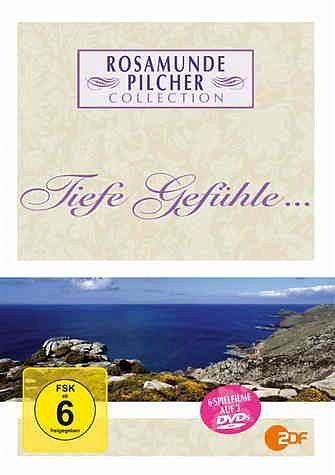 DVD »Rosamunde Pilcher Collection - Tiefe Gefühle...«