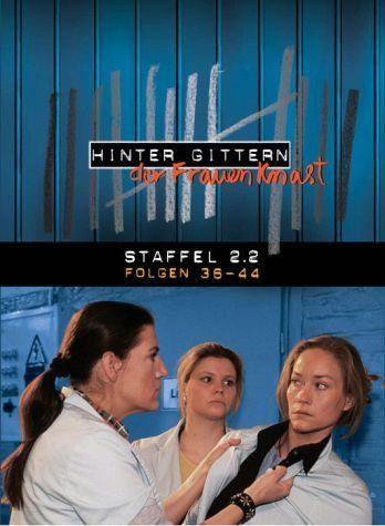 DVD »Hinter Gittern - Staffel 02.2«