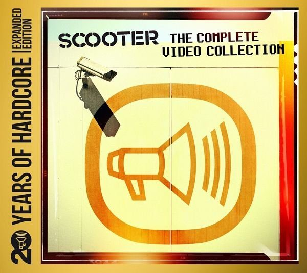 DVD Video Album »Scooter: 20 Years Of Hardcore-The Complete...«