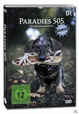 DVD »Paradies 505. Ein Niederbayernkrimi«