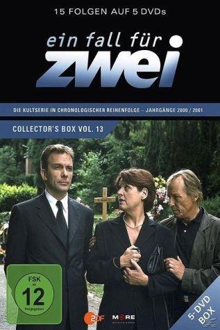 DVD »Ein Fall für Zwei - Collector's Box 13 (5 Discs)«