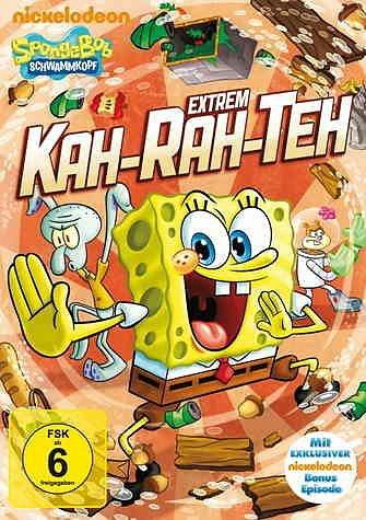 DVD »SpongeBob Schwammkopf - Extrem-Kah-rah-teh«